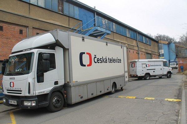 Vozy České televize