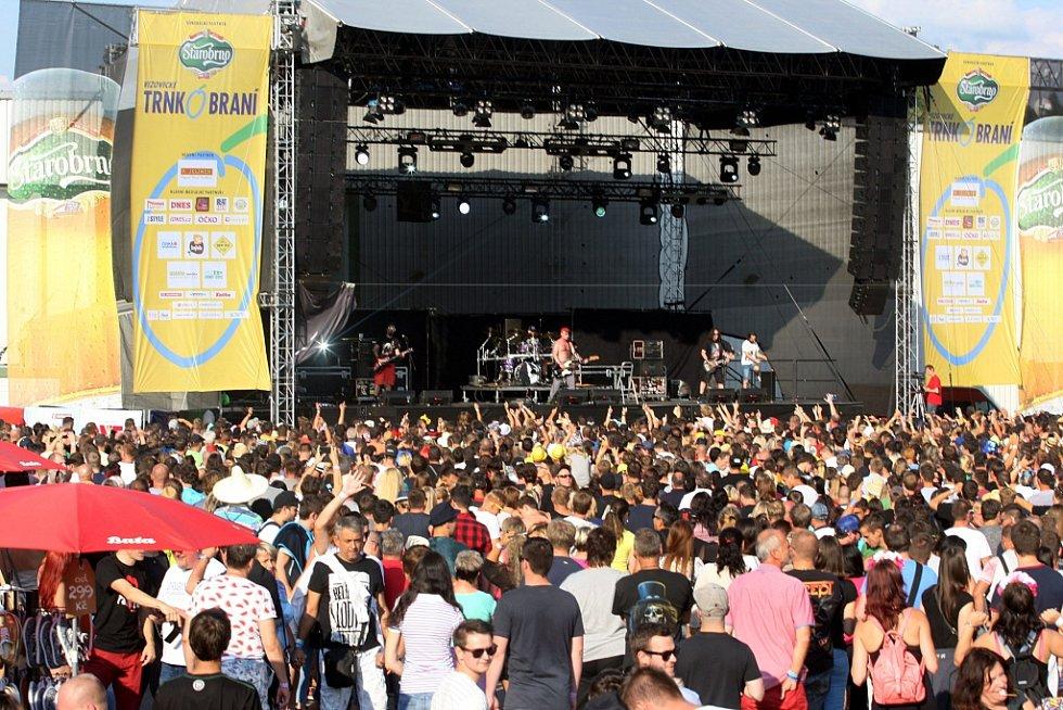 Festival Trnkobraní 2016 ve Vizovicích.