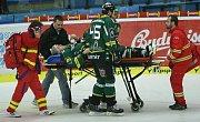 Extraligoví hokejisté Zlína se střetli v 11. kole s Karlovými Vary.