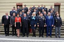 50. zasedání Kolegia ředitelů městských policií statutárních měst a hl. města Prahy