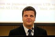 Volby rektora na UTB ve Zlíně. Vladimír Sedlařík.