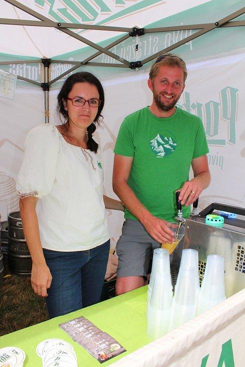 Festival regionálních pivovarů ve zlínské zoo