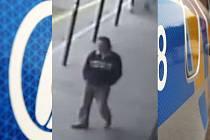 Policie zjišťuje, kdo byl muž, kterého přejel vlak