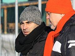 Bývalý ligový záložník Tomáš Polách v Hodoníně povýšil. Z hrajícího asistenta se stal hlavní kouč.