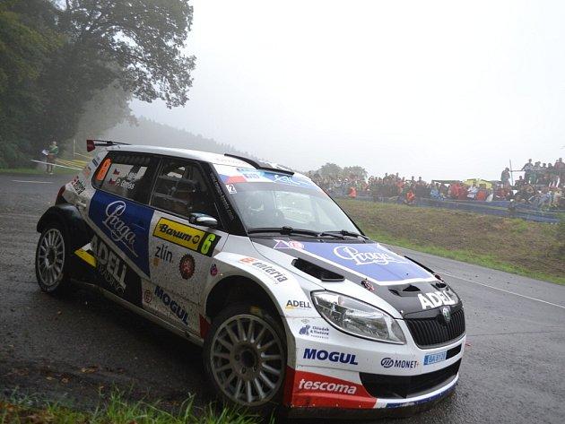 Barum Rally: RZ10 - Maják. Roman Kresta