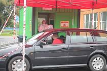 Odběrová místa na testy covid ve Zlínském kraji - Zlín