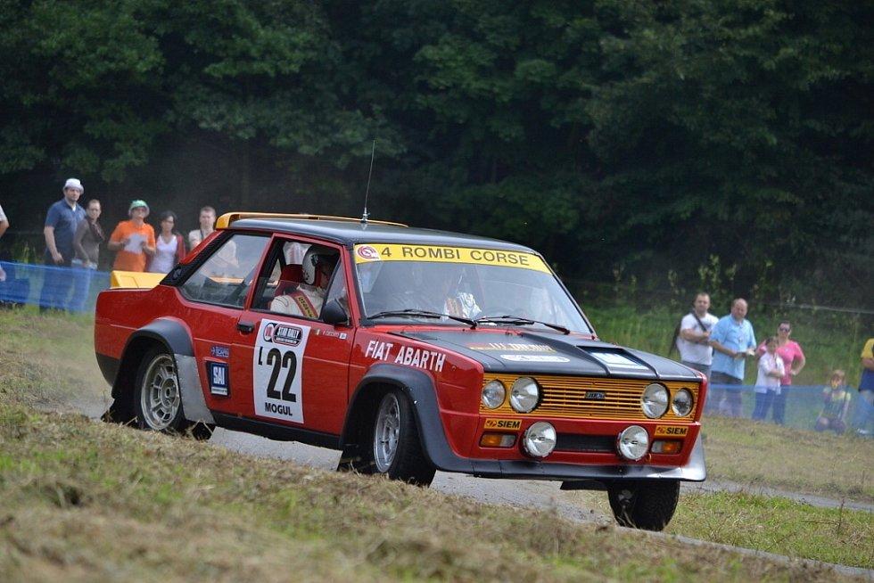Star Rally Historic - RZ Slušovice.