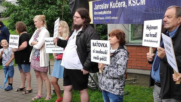 Demonstranti