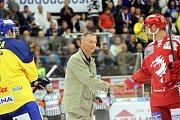 Hokej PSG Berani Zlín - HC Oceláři Třinec