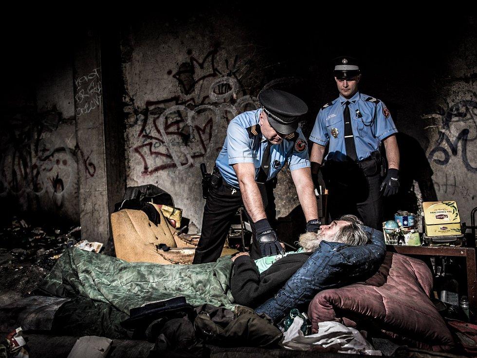 Městská policie Zlín. Ilustrační foto