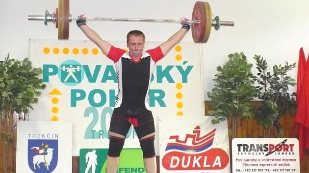 Zlínský oddíl táhl v mužských kategoriích Petr Julina.