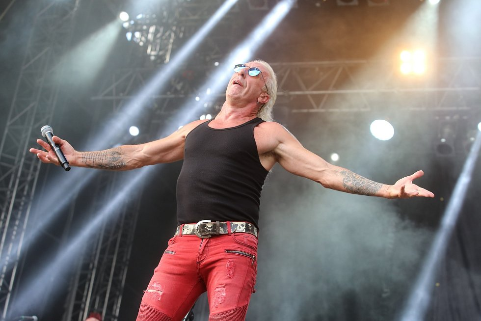 Masters of Rock 2017. Dee Snider