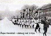 Výstava  SOKOL ve městech a obcích Zlínského kraje na  krajském úřadě ve Zlíně.
