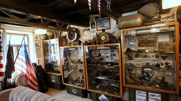 Vojenské muzeum Loučka-Pearl Harbour.
