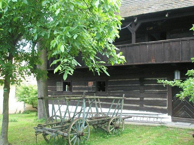 Fojtství v Jasenné na Vizovicku je ukázkou toho, jak vypadala stasrodávná valašská vesnice