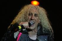 Největším lákadlem druhého dne hudebního festivalu Masters of Rock ve Vizovicích byl páteční (15. června) koncert americké legendy Twisted Sister.
