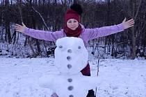 Hrátky se sněhem aneb Dokud neroztaje.