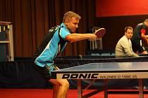 stolní tenista Zdeněk Dorňák