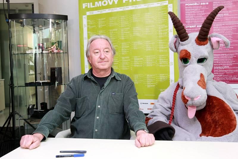 Film fest Zlín 2012 Herec Jiří Lábus