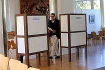 Komunální volby 2018  okrsek č. 1  Kolektivní dům ve Zlíně.