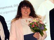 Pracovník roku ve zdravotnických službách Zlínského kraje 2017. Eva Krampotová