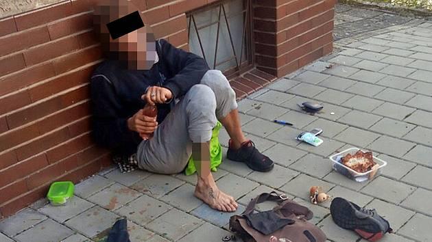 Pětatřicetiletý muž v Přerova byl přistižen i s lupem v blízkosti základní školy ve Zlíně.