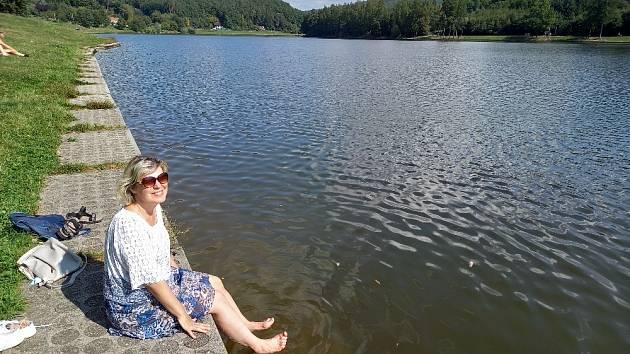 Babí léto v Luhačovicích.