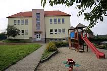 Víceúčelový dům v Jaroslavicích.