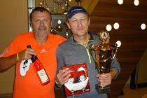 Turnaj mistrů tenisových padesátníků Dušan Machala 2016