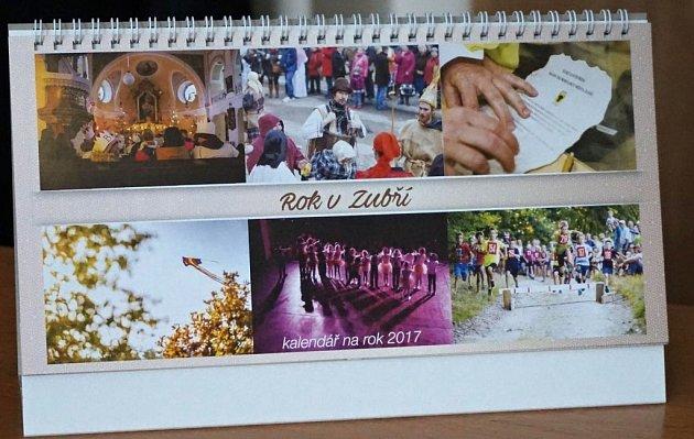 Kalendář města Zubří