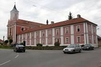Mariánské náměstí ve Štípě.