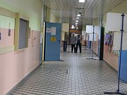 Volby ve Zlíně Jižní Svahy, okrsek 37-40, a 48.