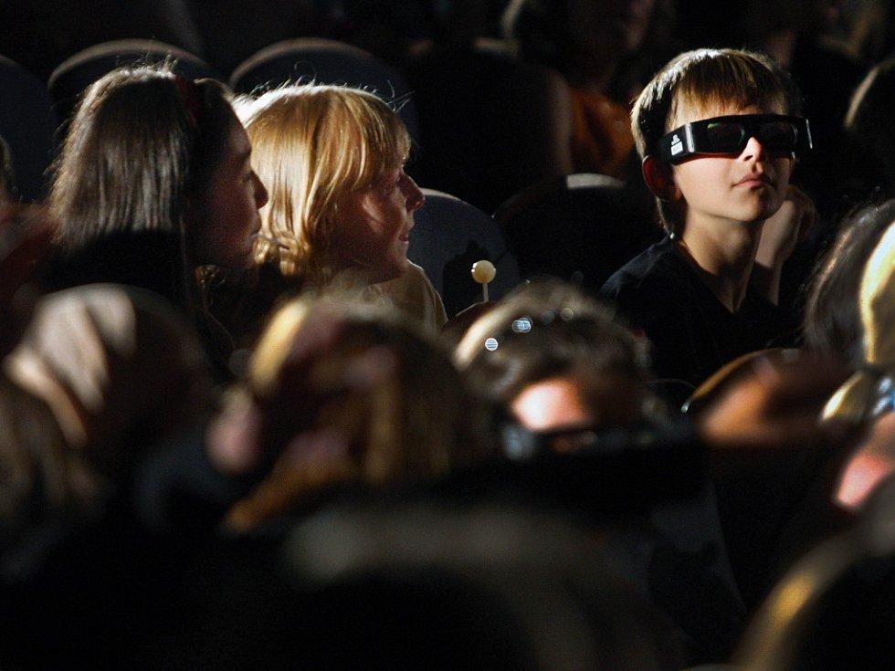 Filmový festival pro děti a mládež Zlín Film Festival. Ilustrační foto.