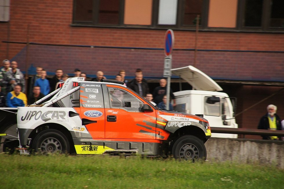Star Rally RZ 1 Zlín