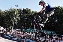 Mistrovství republiky ve Freestyle BMX Park v Brumově 2020