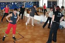 Fitness day v Domě dětí a mládeže v Otrokovicích