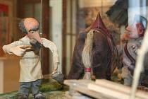 Výstava Jak se rodí večerníčky je k vidění do 3. května ve zlínském muzeu.
