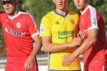 FC  FASTAV Zlín   - FC Zbrojovka Brno. Lukáš Železník