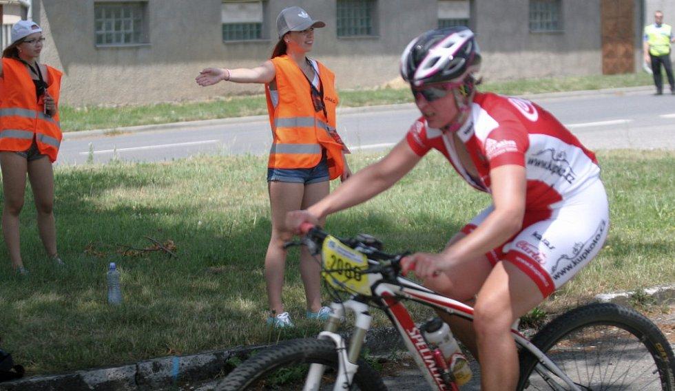Bikemaraton Drásal 2016
