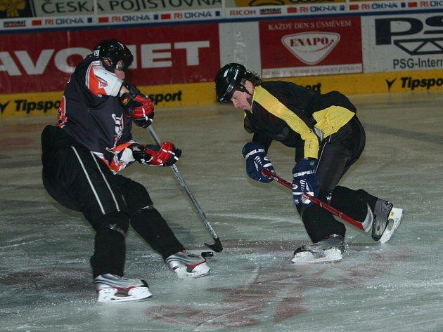 Amatérská hokejová liga Zlín.