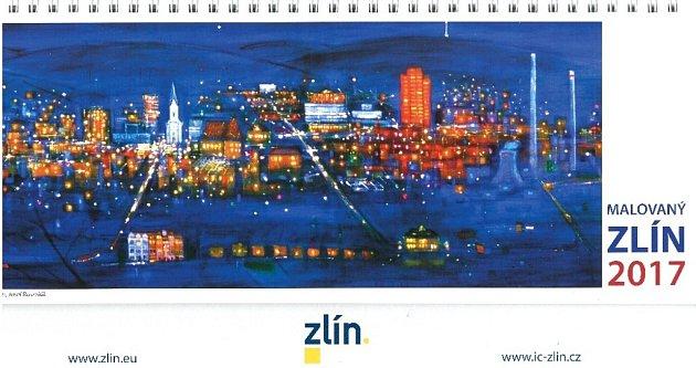Kalendář Zlína