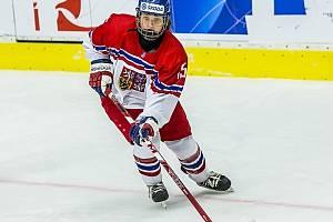 Hokejistka Natálie Mlýnková