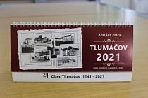Kalendář Tlumačov 2021.