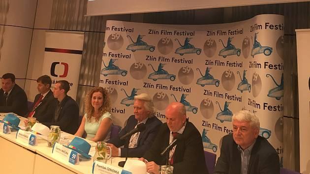 59. ročník Zlín Film Festivalu začal v pátek ve Zlíně.