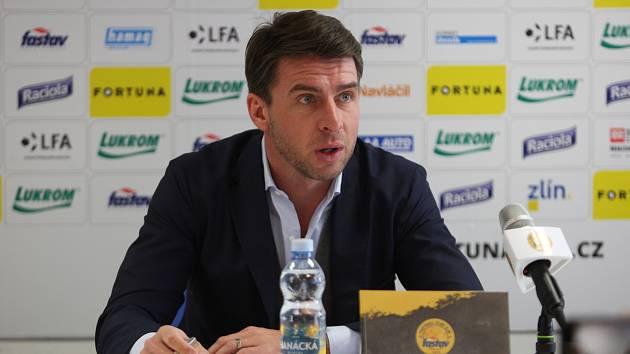 Generální manažer zlínského Fastavu Zdeněk Grygera si před startem druhé poloviny sezony žádné velké cíle nedává.