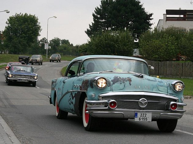 Nádhera z továren amerických automobilek