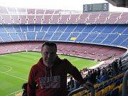 Redaktor Deníku navštívil španělskou Barcelonu a viděl i zápas La ligy FC Barcelona - Celta Vigo.