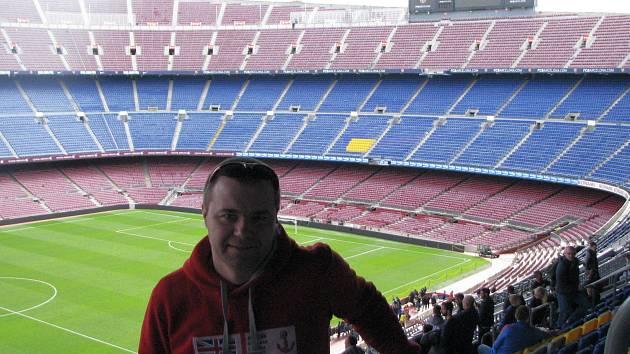 1d9cb75cec407 Redaktor Deníku navštívil španělskou Barcelonu a viděl i zápas La ligy FC  Barcelona - Celta Vigo ...