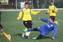 Fotbalisté Zlína si v dalším přípravném zápase poradili snadno s Břeclaví.