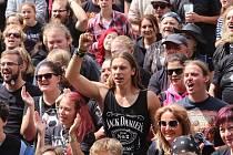 Masters of rock 2017. Ilustrační foto.